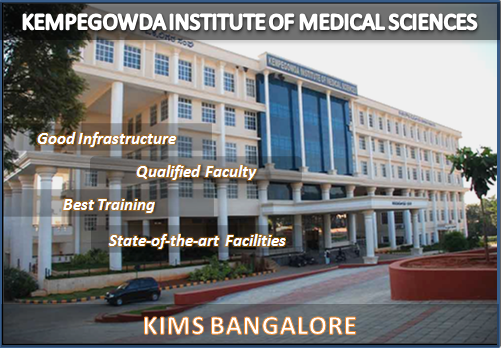 MBBS ADMISSION IN KIMS, BANGALORE